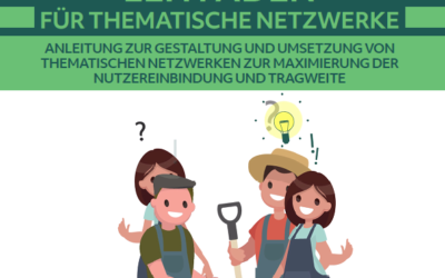 EURAKNOS-Leitfaden für thematische Netzwerke